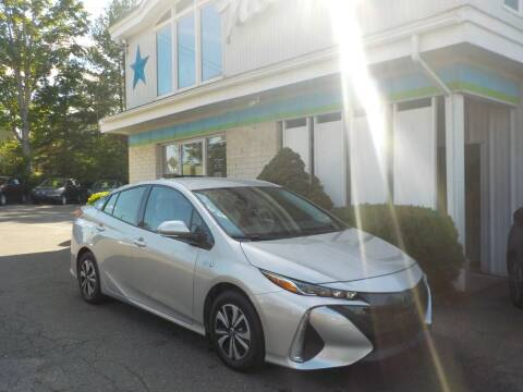 2017 Toyota Prius Prime for sale at Nicky D's in Easthampton MA