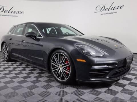 2018 Porsche Panamera for sale at DeluxeNJ.com in Linden NJ