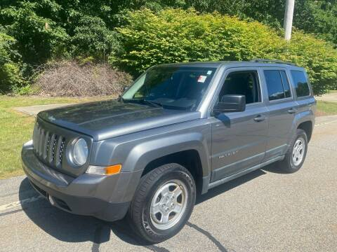 2011 Jeep Patriot for sale at Padula Auto Sales in Braintree MA