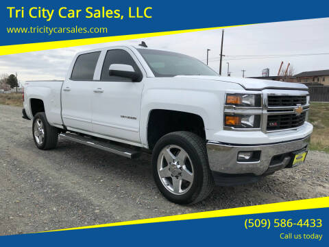 2016 Chevrolet Silverado 2500HD for sale at Tri City Car Sales, LLC in Kennewick WA