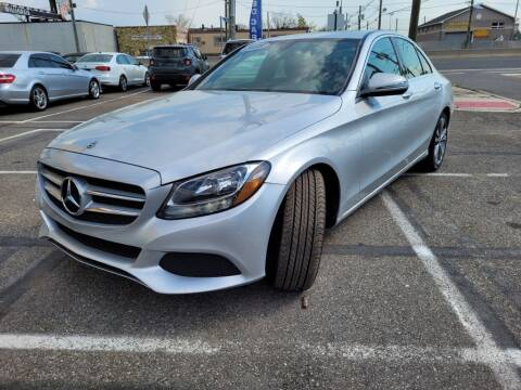 2018 Mercedes-Benz C-Class for sale at Millennium Auto Group in Lodi NJ