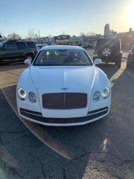 2015 Bentley Flying Spur for sale at PLATINUM AUTO SALES in Dearborn MI