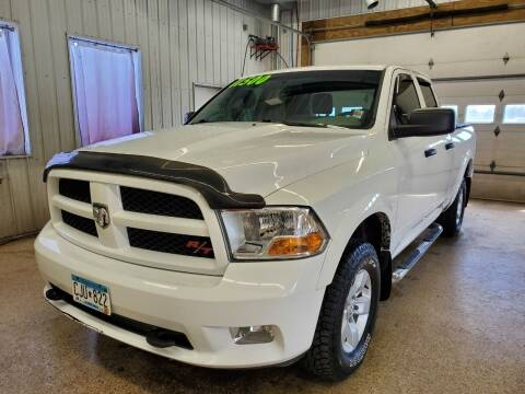 2012 RAM Ram Pickup 1500 for sale at Sand's Auto Sales in Cambridge MN
