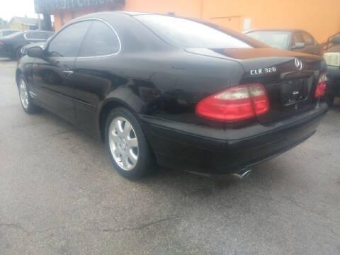 2002 Mercedes-Benz CLK for sale at JacksonvilleMotorMall.com in Jacksonville FL