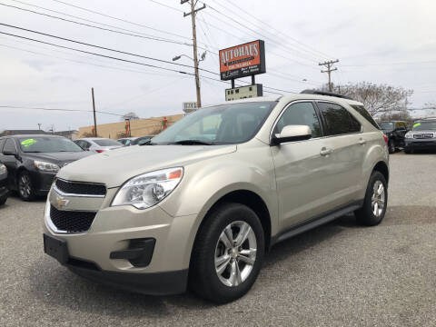 2014 Chevrolet Equinox for sale at Autohaus of Greensboro in Greensboro NC