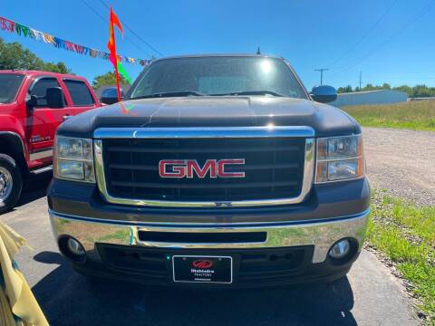 2011 GMC Sierra 1500 for sale at BEST AUTO SALES in Russellville AR