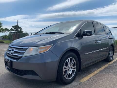 2011 Honda Odyssey for sale at Speedy Auto Sales in Pasadena TX