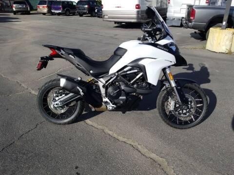 2018 Ducati Multistrada for sale at Freds Auto Sales LLC in Carson City NV
