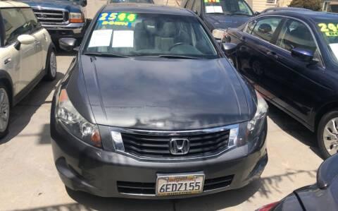2008 Honda Accord for sale at Excelsior Motors , Inc in San Francisco CA