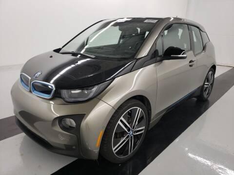 2017 BMW i3 for sale at TOP QUALITY AUTO in Rancho Cordova CA