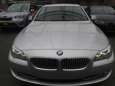 2011 BMW 5 Series for sale at Ultra Auto Enterprise in Brooklyn NY