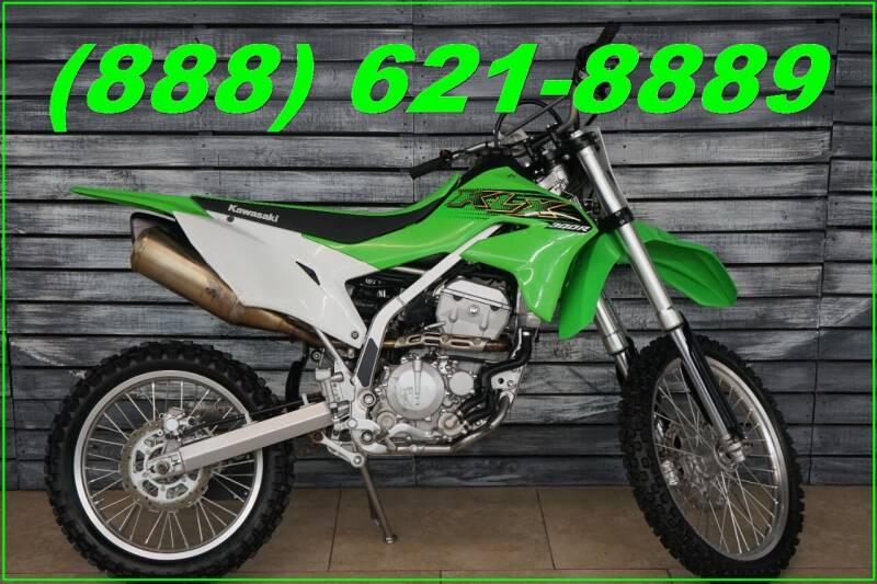 2020 Kawasaki KLX 300R for sale at AZautorv.com in Mesa AZ