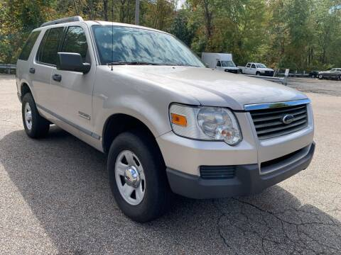 2006 Ford Explorer for sale at George Strus Motors Inc. in Newfoundland NJ