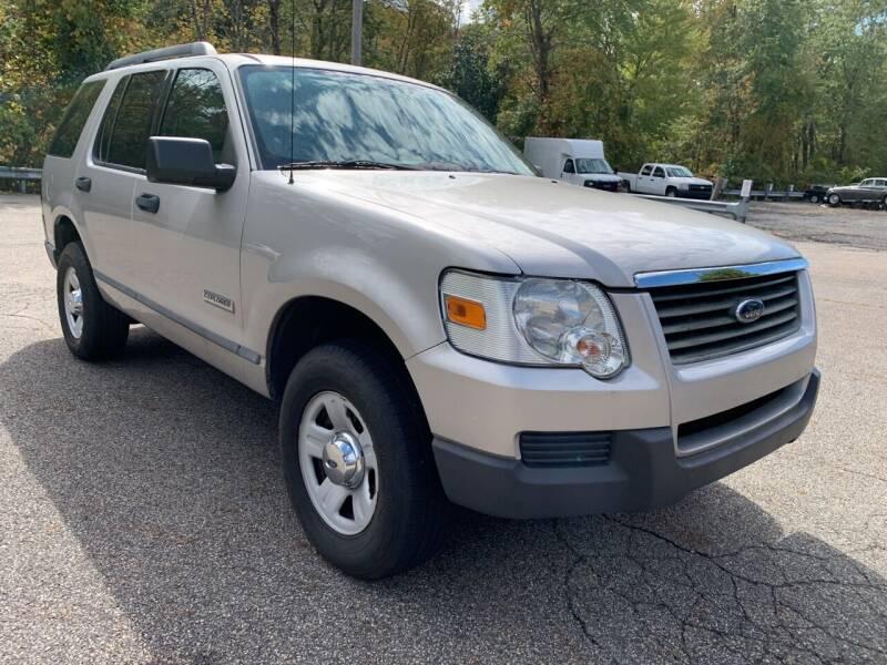 2006 Ford Explorer for sale at George Strus Motors Inc. in Newfoundland NJ