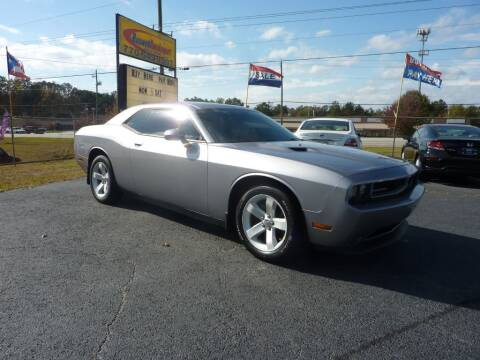 2014 Dodge Challenger for sale at Roswell Auto Imports in Austell GA