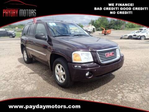 2008 GMC Envoy for sale at Payday Motors in Wichita KS