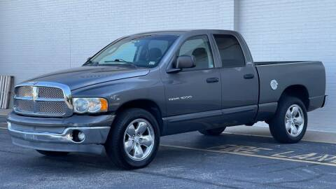 2002 Dodge Ram Pickup 1500 for sale at Carland Auto Sales INC. in Portsmouth VA