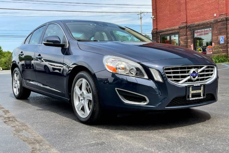 2013 Volvo S60 for sale at Knighton's Auto Services INC in Albany NY