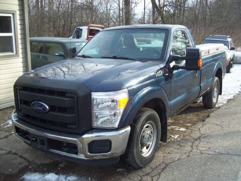 2016 Ford F-250 Super Duty for sale at Edgewater of Mundelein Inc in Wauconda IL