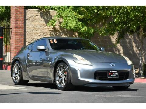 2014 Nissan 370Z for sale at A-1 Auto Wholesale in Sacramento CA