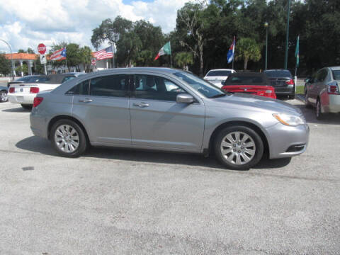 2014 Chrysler 200 for sale at Orlando Auto Motors INC in Orlando FL
