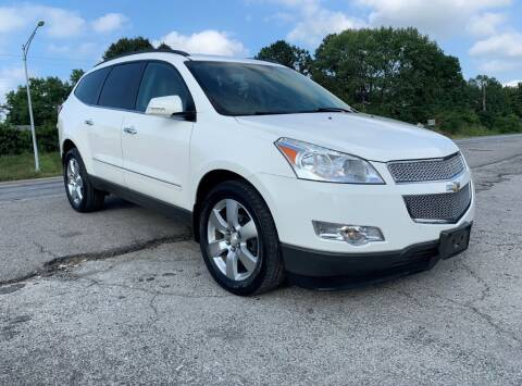 2012 Chevrolet Traverse for sale at InstaCar LLC in Independence MO