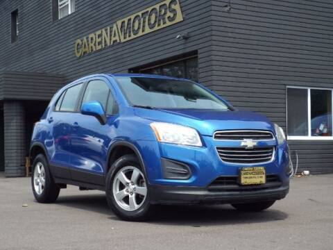 2015 Chevrolet Trax for sale at Carena Motors in Twinsburg OH