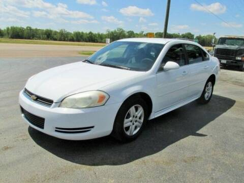 2011 Chevrolet Impala for sale at 412 Motors in Friendship TN