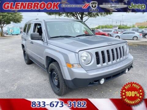 2016 Jeep Patriot for sale at Glenbrook Dodge Chrysler Jeep Ram and Fiat in Fort Wayne IN