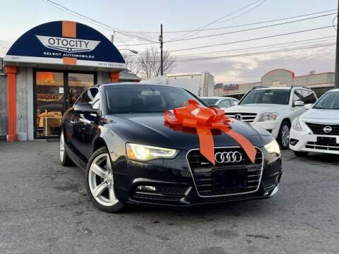 2013 Audi A5 for sale at OTOCITY in Totowa NJ