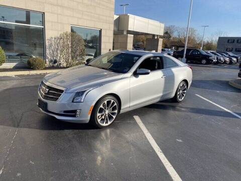 2018 Cadillac ATS for sale at Cappellino Cadillac in Williamsville NY