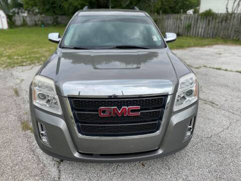2012 GMC Terrain for sale at speedy auto sales in Indianapolis IN