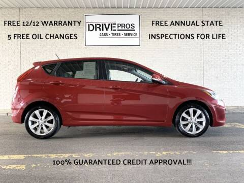 2013 Hyundai Accent for sale at Drive Pros in Charles Town WV
