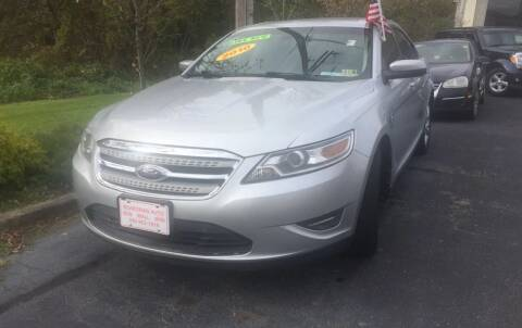 2010 Ford Taurus for sale at Boardman Auto Mall in Boardman OH