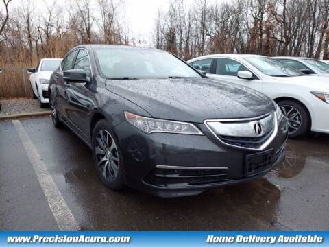 2015 Acura TLX for sale at Precision Acura of Princeton in Lawrenceville NJ