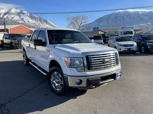 2011 Ford F-150 for sale at Orem Auto Outlet in Orem UT