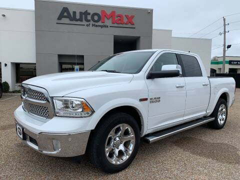 2018 RAM Ram Pickup 1500 for sale at AutoMax of Memphis - V Brothers in Memphis TN