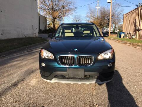 2015 BMW X1 for sale at Horizon Auto Sales in Raleigh NC