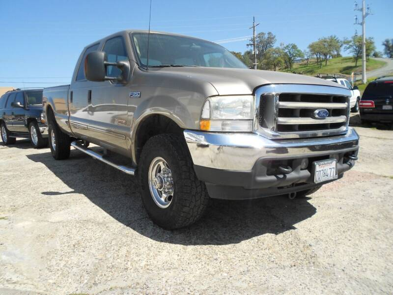 2003 Ford F-350 Super Duty for sale at Mountain Auto in Jackson CA