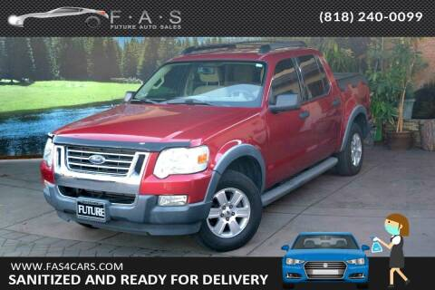 2008 Ford Explorer Sport Trac for sale at Best Car Buy in Glendale CA