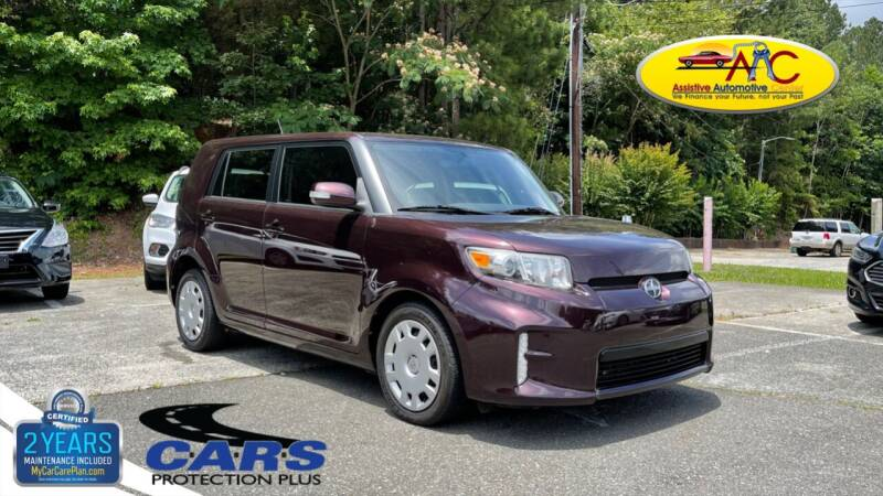 2015 Scion xB for sale at Assistive Automotive Center in Durham NC
