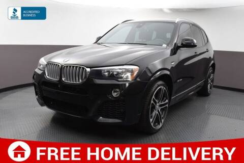 2017 BMW X3 for sale at Florida Fine Cars - West Palm Beach in West Palm Beach FL