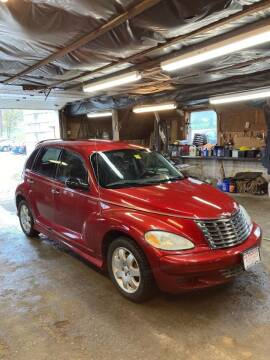 2004 Chrysler PT Cruiser for sale at Lavictoire Auto Sales in West Rutland VT