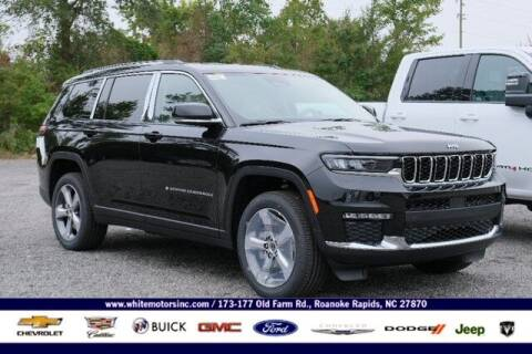 2021 Jeep Grand Cherokee L for sale at WHITE MOTORS INC in Roanoke Rapids NC