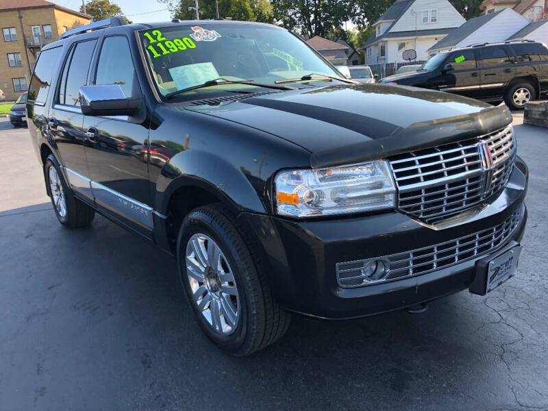 2012 Lincoln Navigator for sale at Streff Auto Group in Milwaukee WI