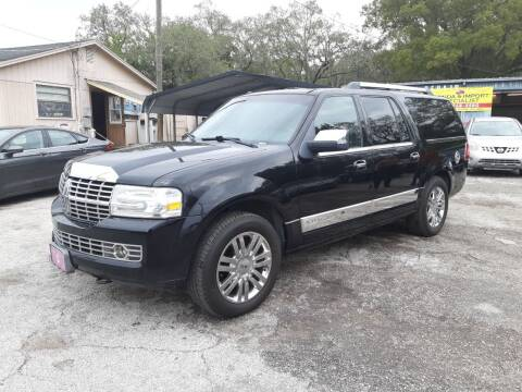 2007 Lincoln Navigator for sale at Royal Auto Trading in Tampa FL