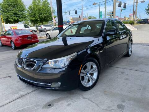 2010 BMW 5 Series for sale at Michael's Imports in Tallahassee FL