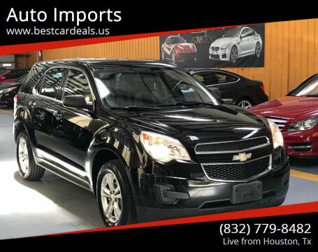 2012 Chevrolet Equinox for sale at Auto Imports in Houston TX