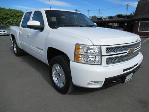 2013 Chevrolet Silverado 1500 for sale at Tonys Toys and Trucks in Santa Rosa CA