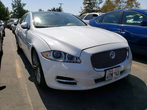 2011 Jaguar XJL for sale at McHenry Auto Sales in Modesto CA